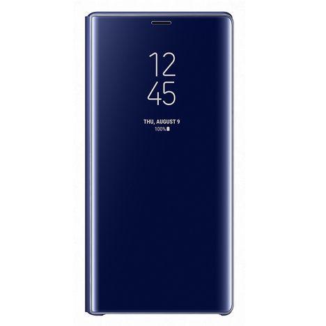 SAMSUNG Etui Clear View Cover pour Galaxy Note 9 - Bleu