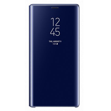 SAMSUNG Etui Clear View Cover pour Galaxy Note 9 - Bleu