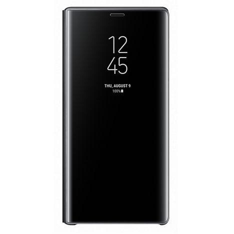 SAMSUNG Etui Clear View Cover pour Galaxy Note 9 - Noir