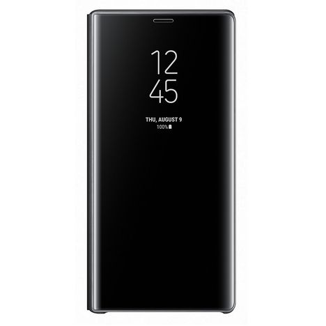 SAMSUNG Etui Clear View Cover pour Galaxy Note 9 - Noir