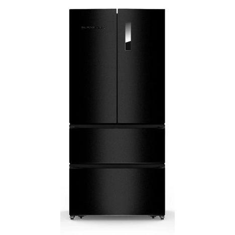 SCHNEIDER Réfrigérateur multiportes SCFD536NFB, 536 L, Froid No Frost