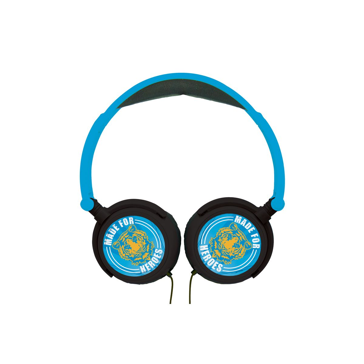 Casque audio Made for heroes - HP017BLH