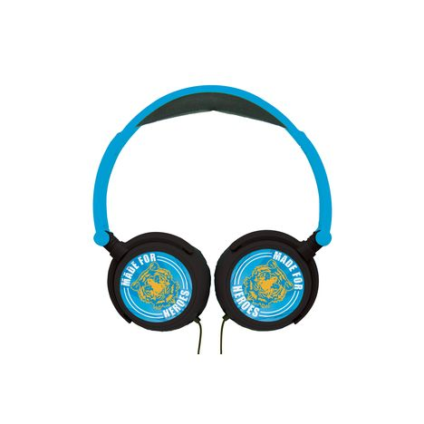 LEXIBOOK Casque audio Made for heroes - HP017BLH