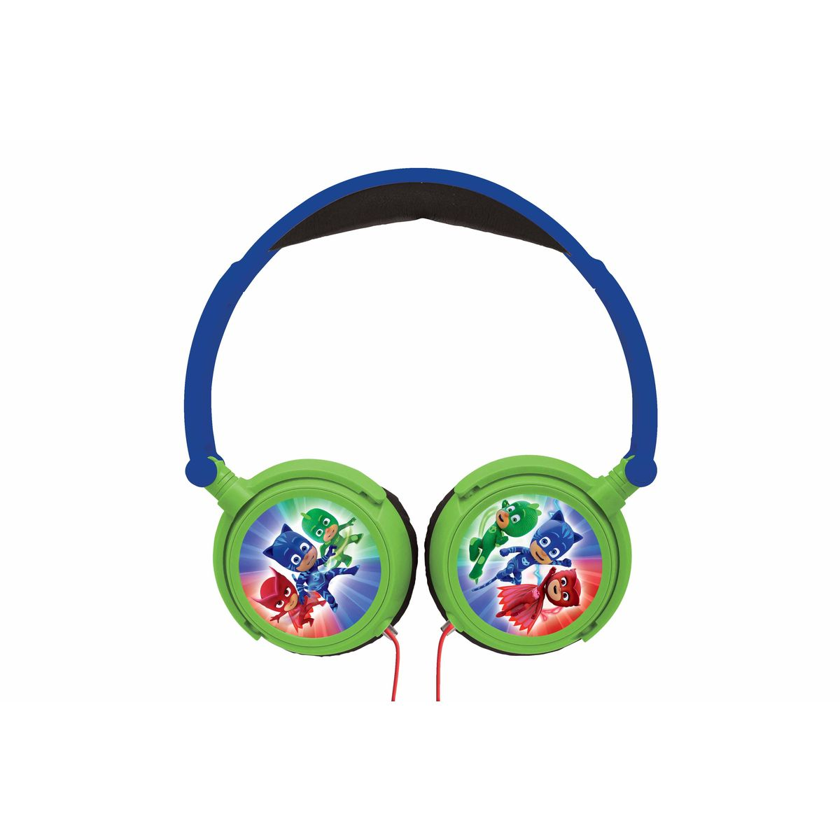 Casque audio PJ Masks - HP015 PJM