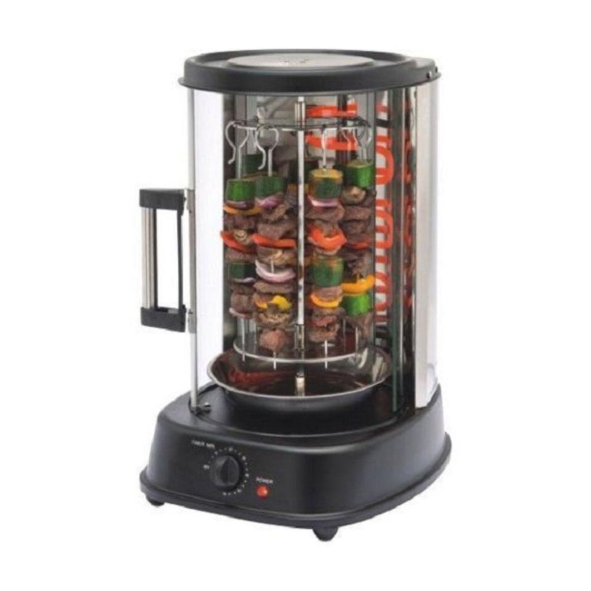 SILVERSTYLE Rôtissoire verticale Poulet - Kebab - 000414PL