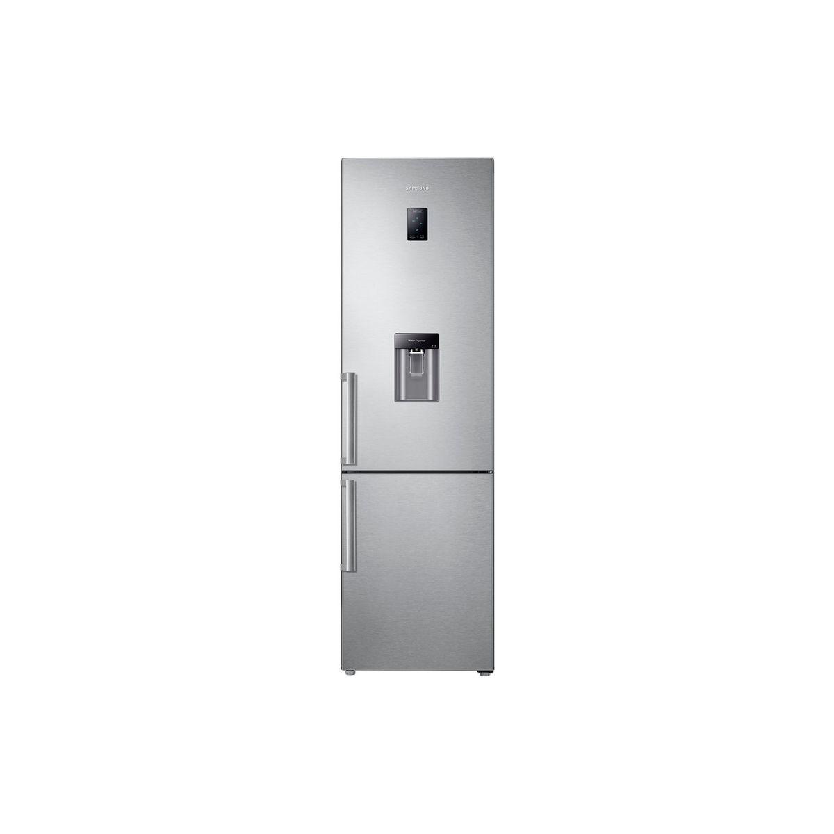 Réfrigérateur combiné RB37J5925SS, 360 L, Froid No Frost
