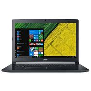 ACER Ordinateur portable Aspire A517-51-33UM - 1 To - Noir