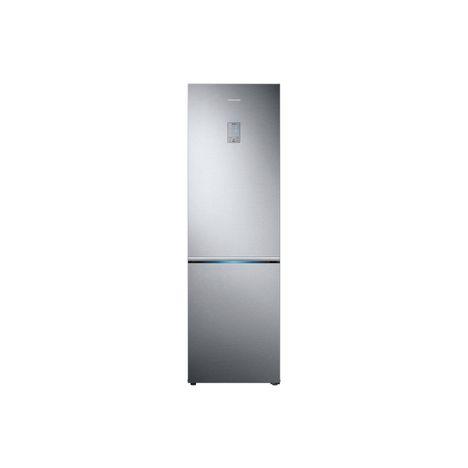 SAMSUNG Réfrigérateur combiné RB34K6000SS, 344 L, Froid Ventilé