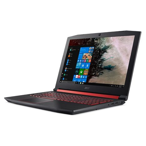 ACER Ordinateur portable Nitro AN515-52-57SH - 1To - Noir et rouge