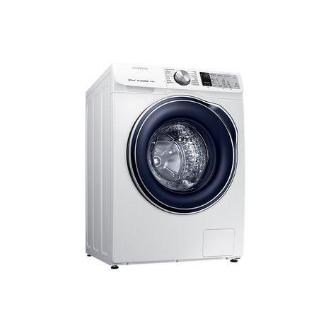 4482000a9767e6 SAMSUNG Lave linge hublot WW81M642OBA Quick Wash, Eco bubble, 8 Kg . ...
