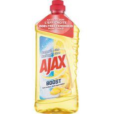 Ajax Nettoyant ménager multi-surfaces bicarbonate et citron 1,25l