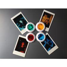FUJIFILM Lot de 4 filtres colorés pour Iinstax mini 8