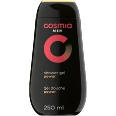 Cosmia Men shampooing douche power 3en1 -250ml