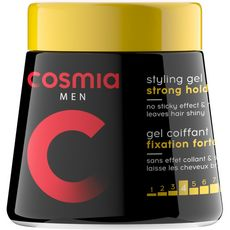 Cosmia gel coiffant fixation forte 250ml