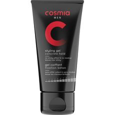 Cosmia gel coiffant fixation beton 150ml