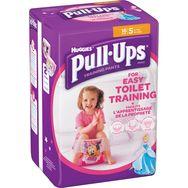 Huggies Pull-Ups culottes d'apprentissage filles taiile 4 (8-15kg) x16