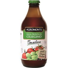 AGROMONTE Sauce tomate au basilic 330g