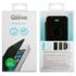 QILIVE Etui folio porte cartes pour Iphone 5 / Iphone 5S / Iphone SE - Noir et transparent