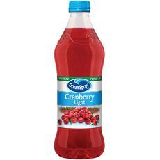 Ocean Spray cranberry light 1,25l