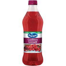 Ocean spray Boisson cranberry grenade 1,25l