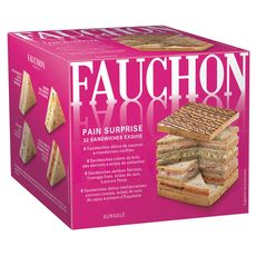 FAUCHON Fauchon carrément pain surprise 400g