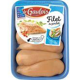Le Gaulois filet de poulet jaune 720g