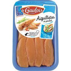 LE GAULOIS Aiguillettes de poulet jaune 210g