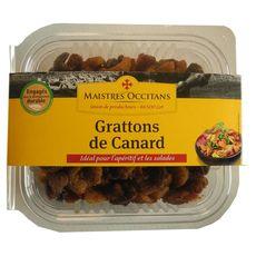 MAISTRES OCCITANS Maistres Occitans Grattons de canard 150g 150g