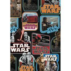 Papier cadeau Star wars 5m x1 1 pièce
