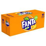 Fanta orange frigopack 10x33cl