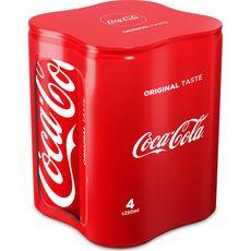 Coca-Cola 4x25cl