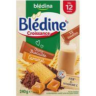 Blédine dosette caramel choco en poudre dès 12 mois