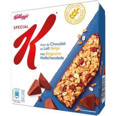 Kellogg's barre spécial k chocolat au lait 120g