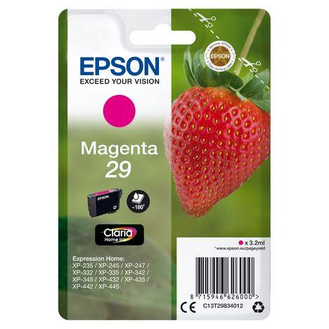 EPSON CARTOUCHE MAGENTA EPSON XP-235/332 180 P FRAISE XP-432