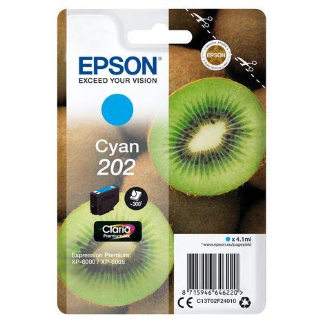EPSON Cartouche d'encre kiwi N202