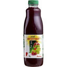 Auchan pur jus réveil antioxydant 1l