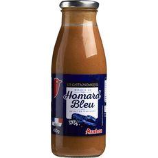 Auchan bisque de homard bleu au sel de guérande 490g