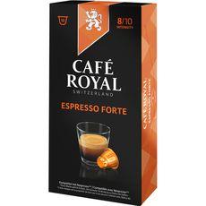 Café Royal espresso forte nespresso capsule x10 -50g