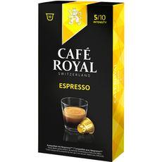 Café Royal espresso nespresso capsule x10 -50g