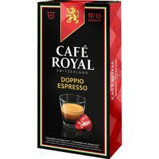 Café Royal espresso doppio nespresso capsule x10 -50g