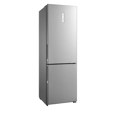 QILIVE Réfrigérateur combiné 133124, 295 L, Froid ventilé No Frost