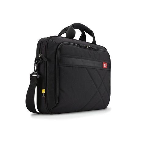 sacoche dlc-115 pour ordinateur portable 15.6 pouces noir case logic
