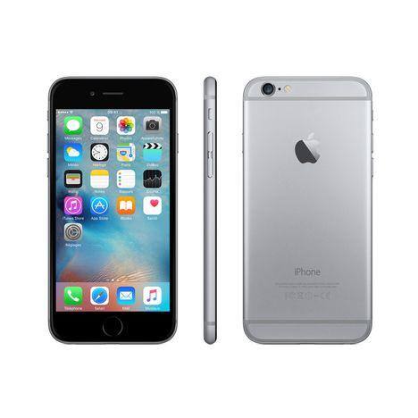APPLE iPhone - 6S - Reconditionné grade B - 64 Go - 4.7 pouces - Gris - 4G - SLP