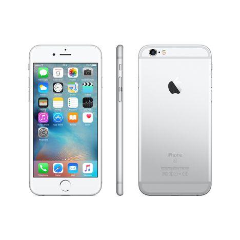 APPLE iPhone - 6S - Reconditionné grade B - 16 Go - 4.7 pouces - Argent - 4G - SLP