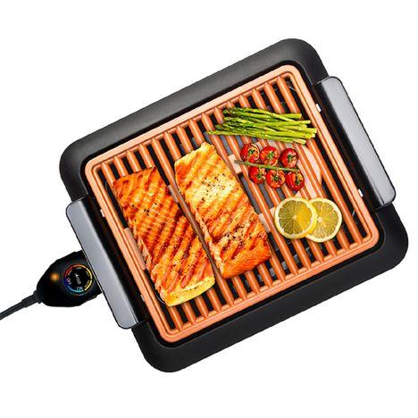 GOTHAM Barbecue de table Smokeless