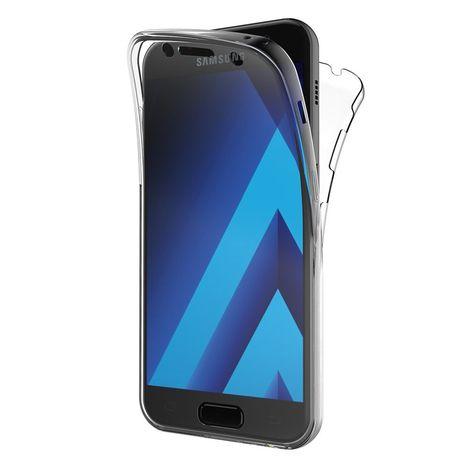 MOXIE Coque intégrale BiMat 360 pour Galaxy A3 (2017) - Transparent