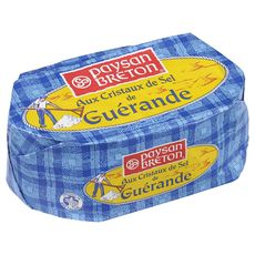 Paysan Breton beurre moulé au sel de Guérande 250g