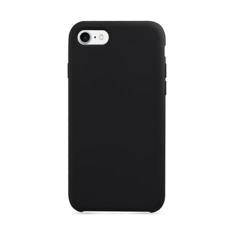 MOXIE Coque BeFluo pour Iphone 7/8 - Noir - Polycarbonate et silicone