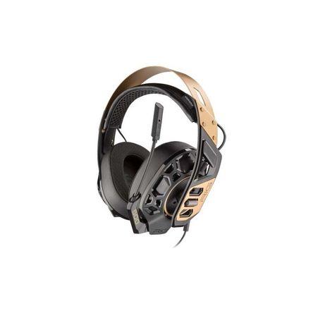 PLANTRONIC Casque gaming RIG 500PRO - Noir et bronze