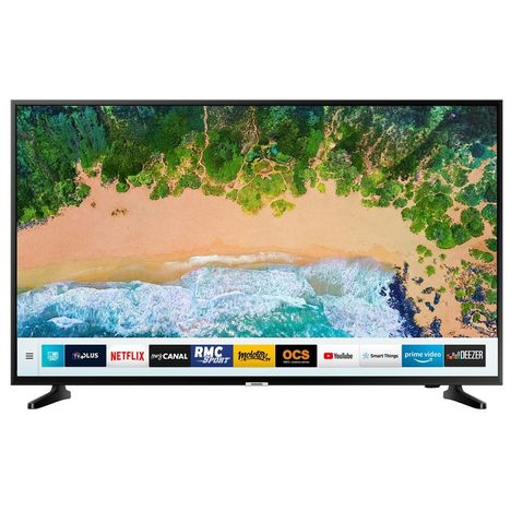 fceb88f4720 UE55NU7025 TV LED 4K UHD 138 cm HDR Smart TV SAMSUNG pas cher à prix ...